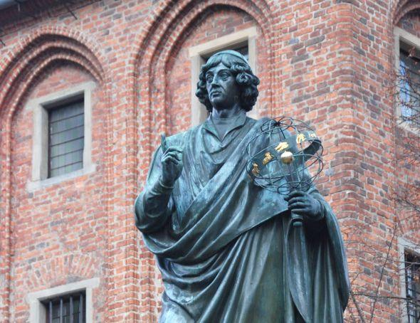 Kopernik fot: hisks - sxc.hu