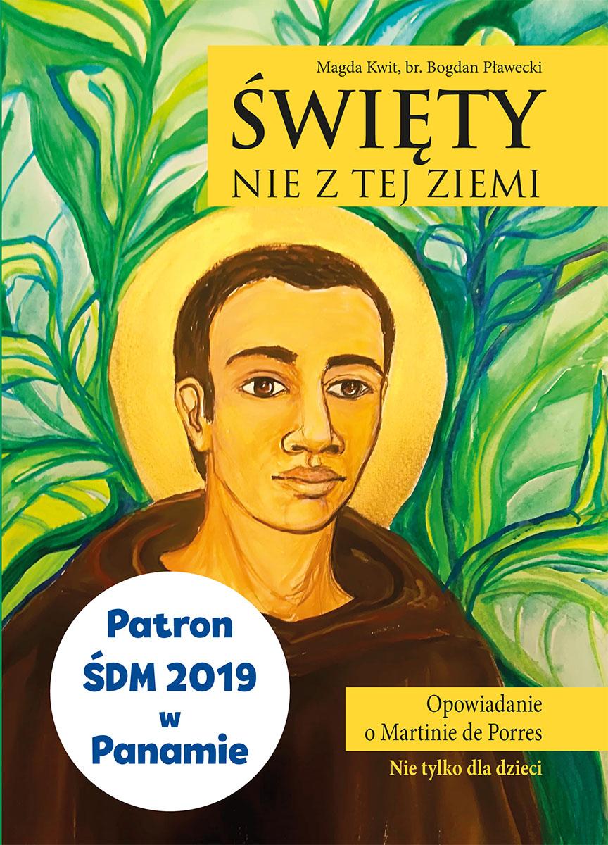 Święty z miotłą! Poznaj patrona ŚDM w Panamie – św. Martina de Porres!